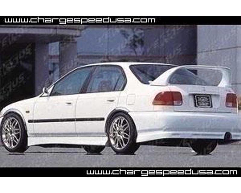 ChargeSpeed Rear Bumper Honda Civic EK 96-00 - CS617RB