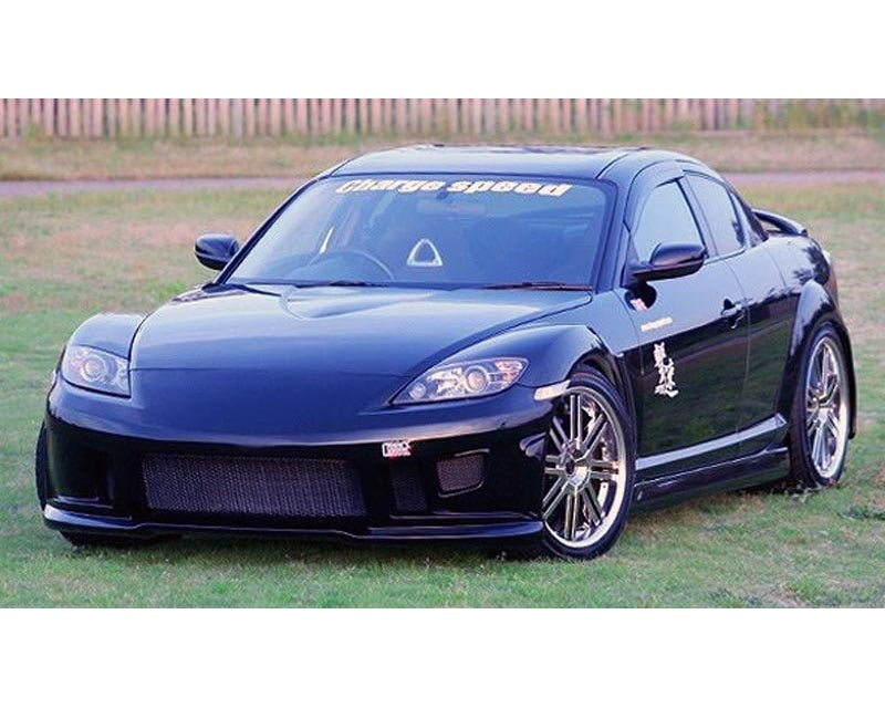 ChargeSpeed Full Body Kit Mazda RX-8 03-08 - CS716FK