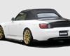 ChargeSpeed Bottom Line Carbon Rear Lip Caps Honda S2000 AP1 00-04 - CS330RCC