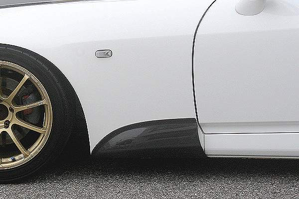 ChargeSpeed FRP Side Front Fender Cowls Honda S2000 00-08 - CS330SCFF