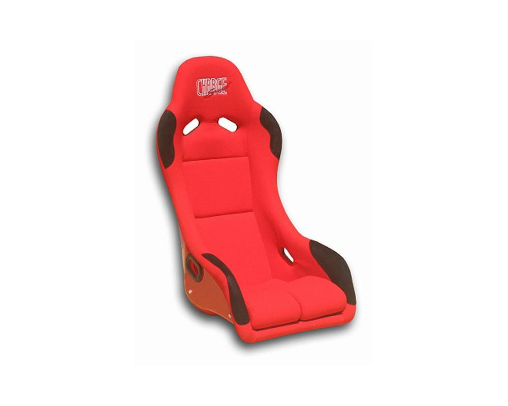 Charge Speed Racing Seat EVO X Type Carbon Red (Japanese CFRP) - BC-EXC02