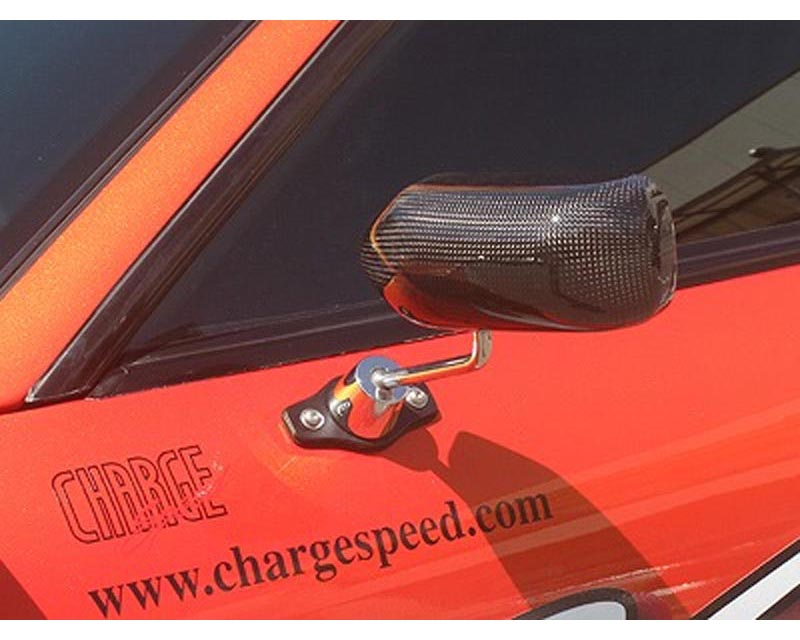 Chargespeed Super GT Carbon Aero Mirrors Toyota Supra JZA80 93-98 - CS890AMC