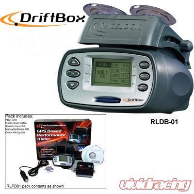 Drift Box GPS Data Acquisition Meter - RLDB01