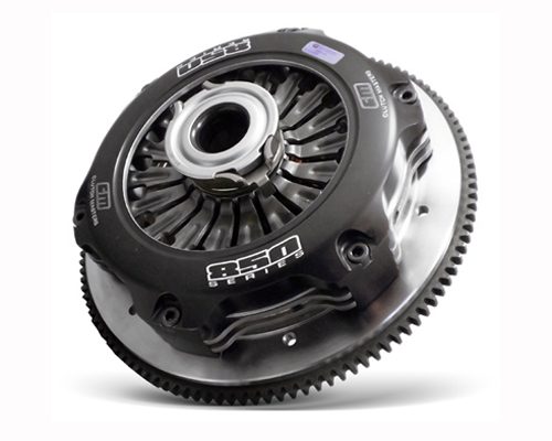 Clutch Masters TX850 Twin Disc Street Clutch w/Aluminum Flywheel Porsche 997 Turbo | GT2 | GT3 07-09