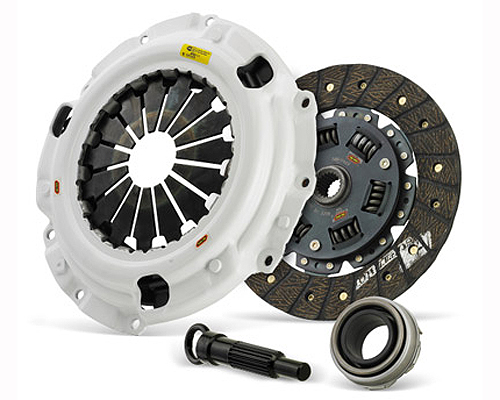 Clutch Masters FX100 Clutch Kit w/ Steel Flywheel Volkswagen Beetle 1.9 TDI 98-05 - 17050-HD00-4SK