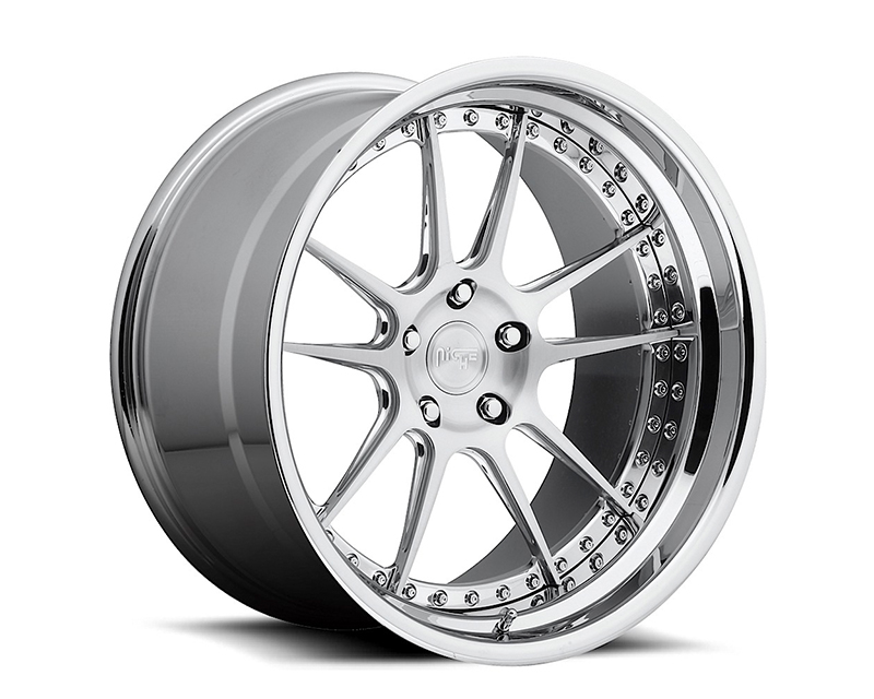 Niche Competion Chicane H81 20x10 Concave Face Wheel