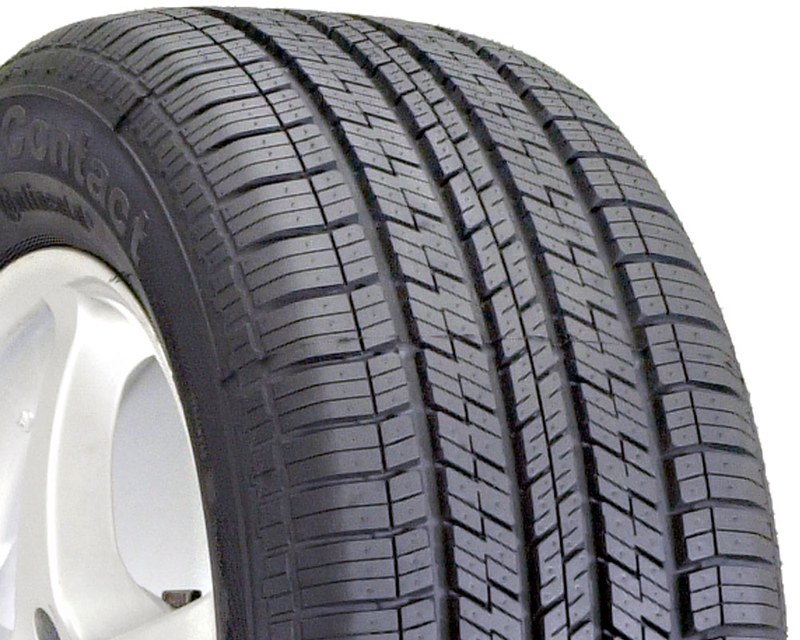 Continental 4X4 Contact (Run Flat) Tires 255/50/19 107H BSW