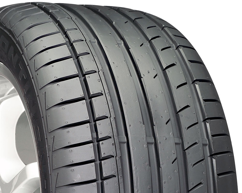 Continental Extreme Contact Dw Tires 245/40/20 99Z BSW - DT-26972