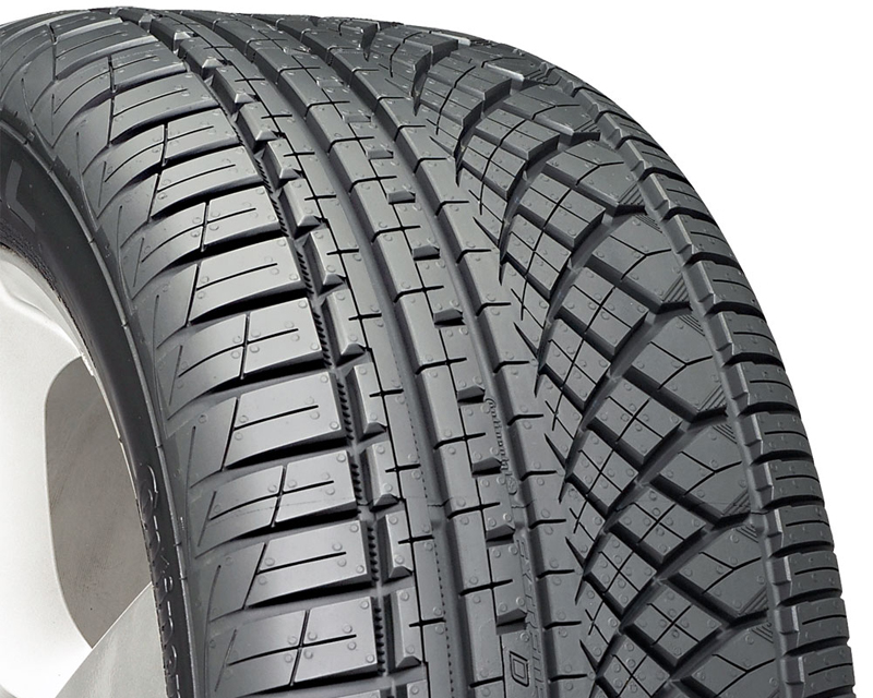 Continental Extreme Contact Dws Tires 245/40/20 99Z BSW