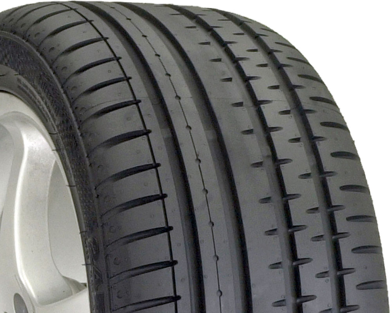 Continental Sport Contact 2 Ssr Run Flat Tires 225/45/17 91Z BSW