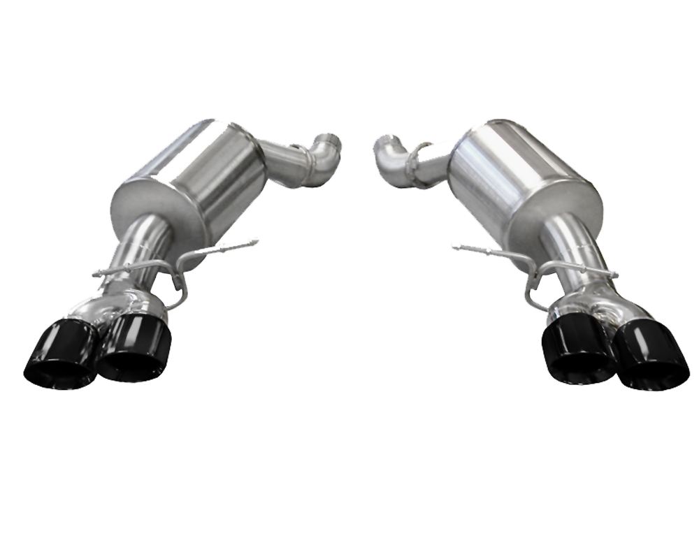 Corsa Black Sport Axle-Back Exhaust BMW M5 E60 05-08