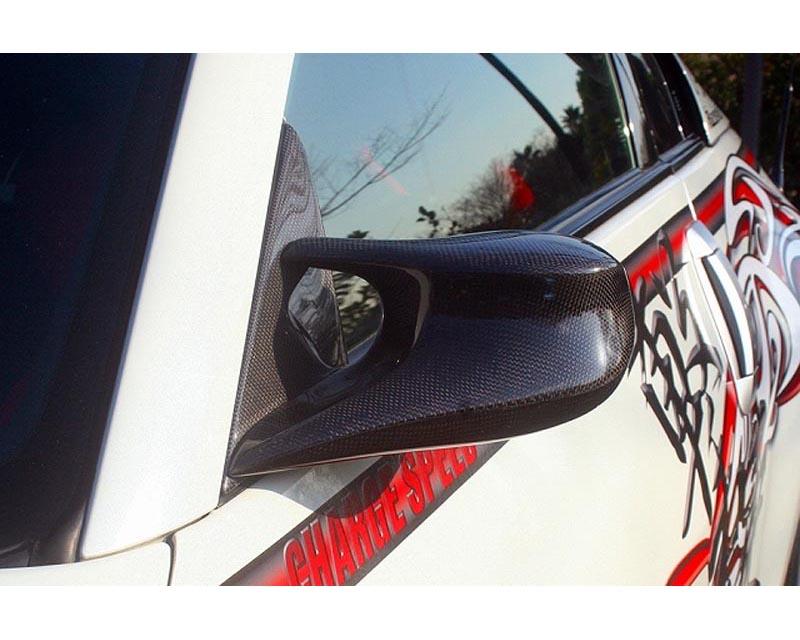 ChargeSpeed FRP Aero Mirrors JDM RHD Nissan 350Z 03-08 - CS722AM
