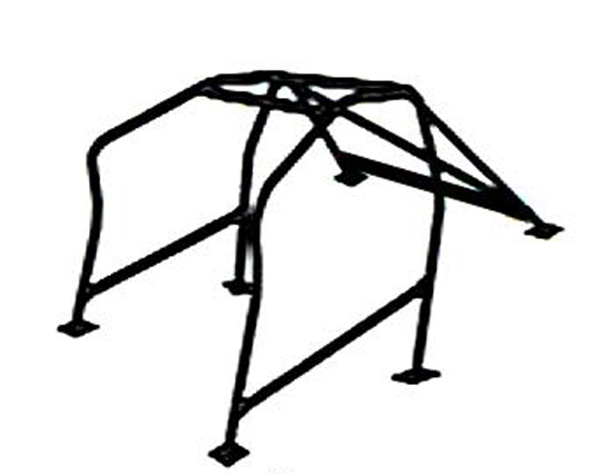 Cusco 10 Point Steel Roll Cage Hyundai Genesis Coupe 10-12 - HY1 270 W10