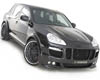 "Hamann Cyclone Widebody With 23"" Edition Race Anodized Wheels Porsche Cayenne 07-10"