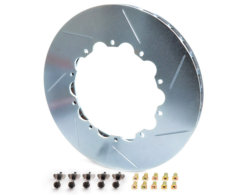 Girodisc Rear 2 Piece Rotor Ring Replacements Ford Mustang Boss 302 11-15 - D2-081