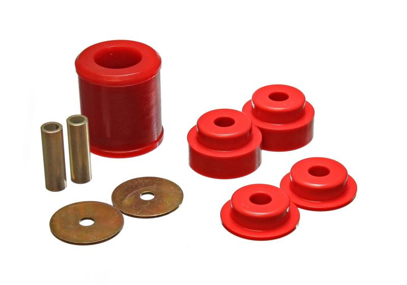 Energy Suspension Differential Carrier Bushing Set Rear - 7.1119R