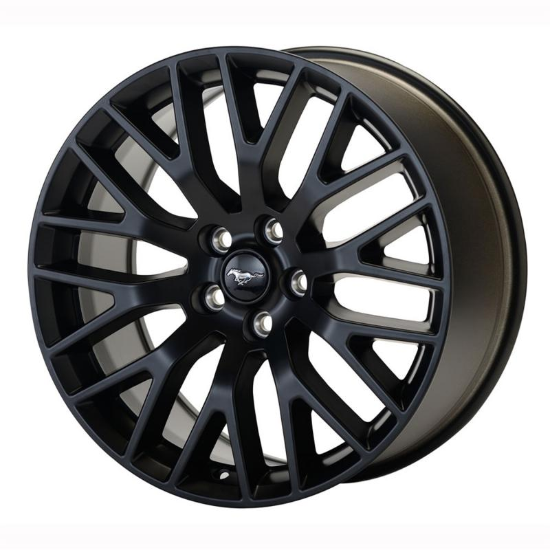 Ford Racing 15-18 MUSTANG WHEEL 19X9 PERF PACK MATTE BLK Ford N/A - M-1007-M199B