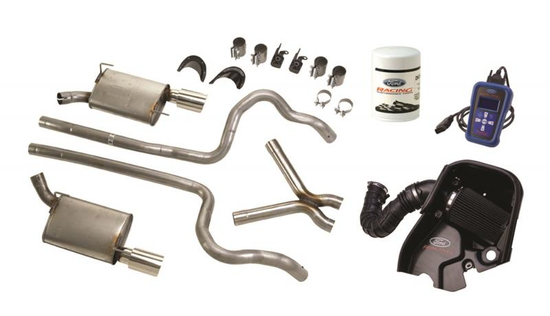 Ford Racing POWER UPGRADE PACK MV6 2005-09 Ford Mustang 2005-2010 4.0L V6