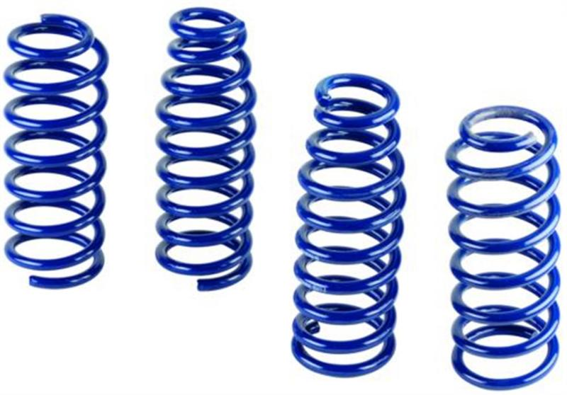 Ford Racing 2005-14 MUSTANG V6 LOWERING SPRINGS 1.00in. Ford Mustang Front and Rear 2005-2014