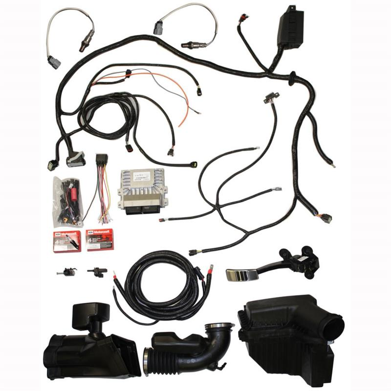 Ford Racing CONTROL PACK 5.0L4V 2015-17 MT
