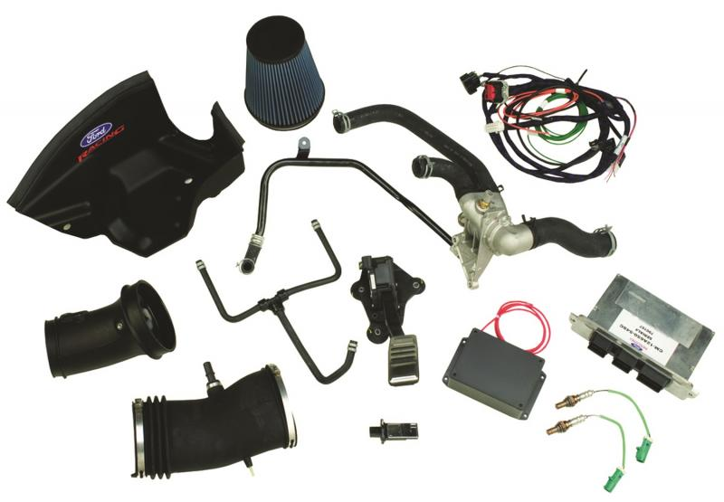 Ford Racing CONTROL PACK 5.4L 4V SC-ALL MODEL YRS Ford Mustang 2007-2012 5.4L V8