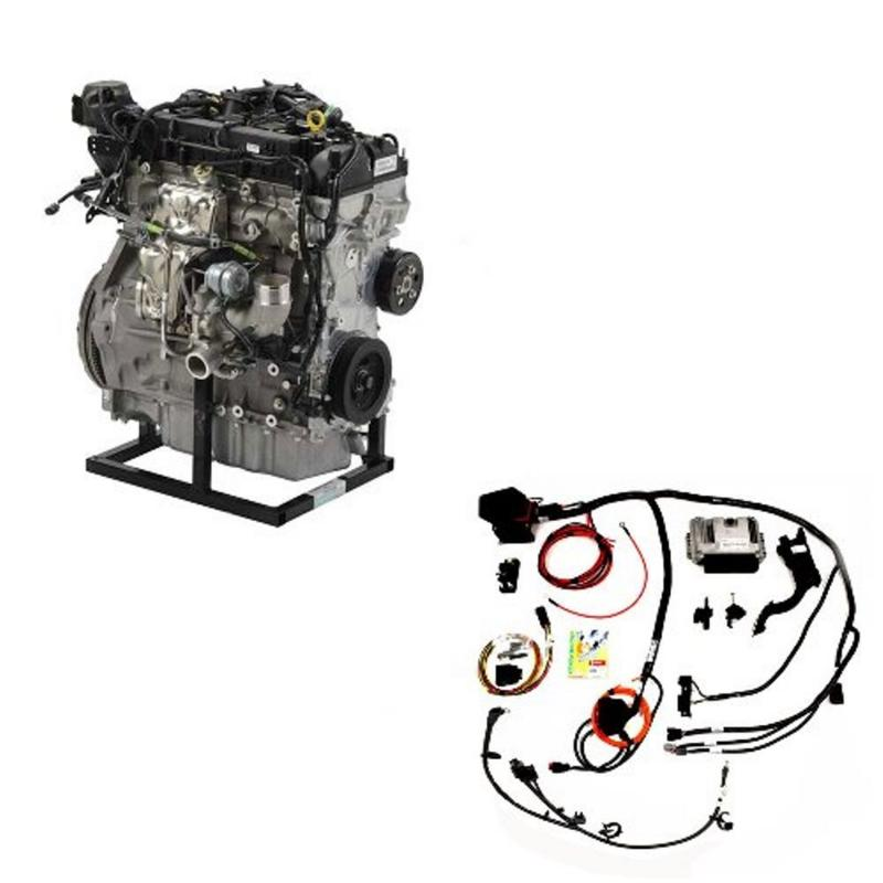 Ford Racing 2.0L ECOBOOST ENGINE AND CONTROL PACK KIT Ford Focus 2013-2014 2.0L 4-Cyl