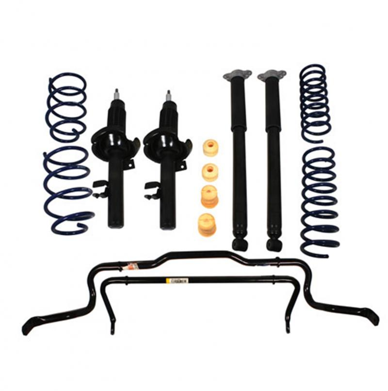 Ford Racing HANDLING PACK FOCUS 2012-13 Ford Focus Front and Rear 2012-2013