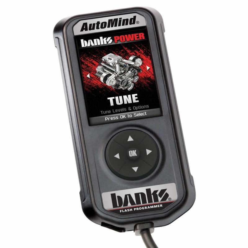 Banks Power AutoMind® 2 Programmer; Hand Held; Ford