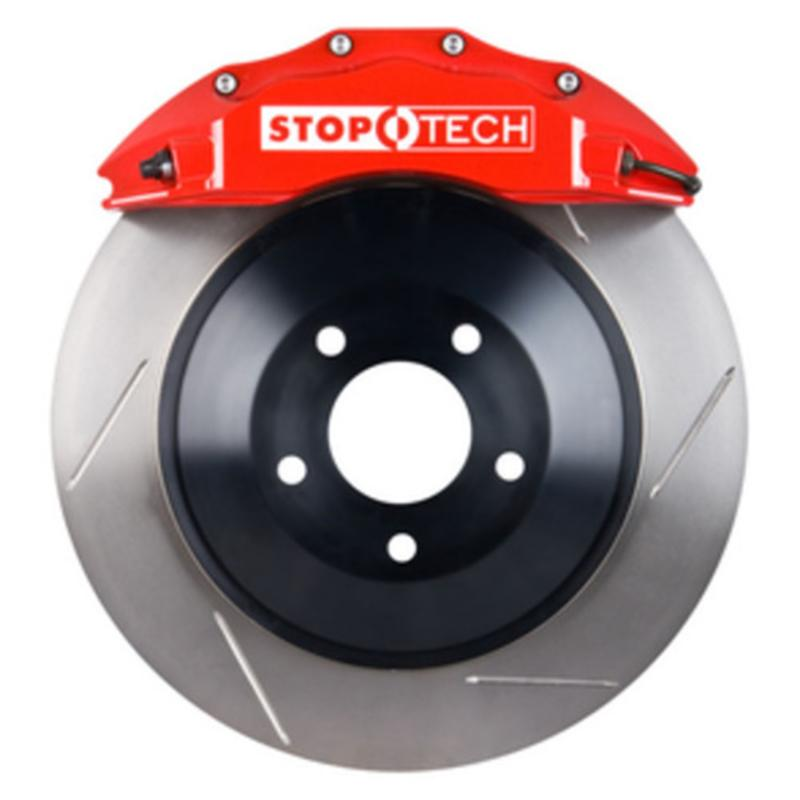 StopTech BBK 1PC ROTOR; FRONT Ford F-150 Front 2004-2008