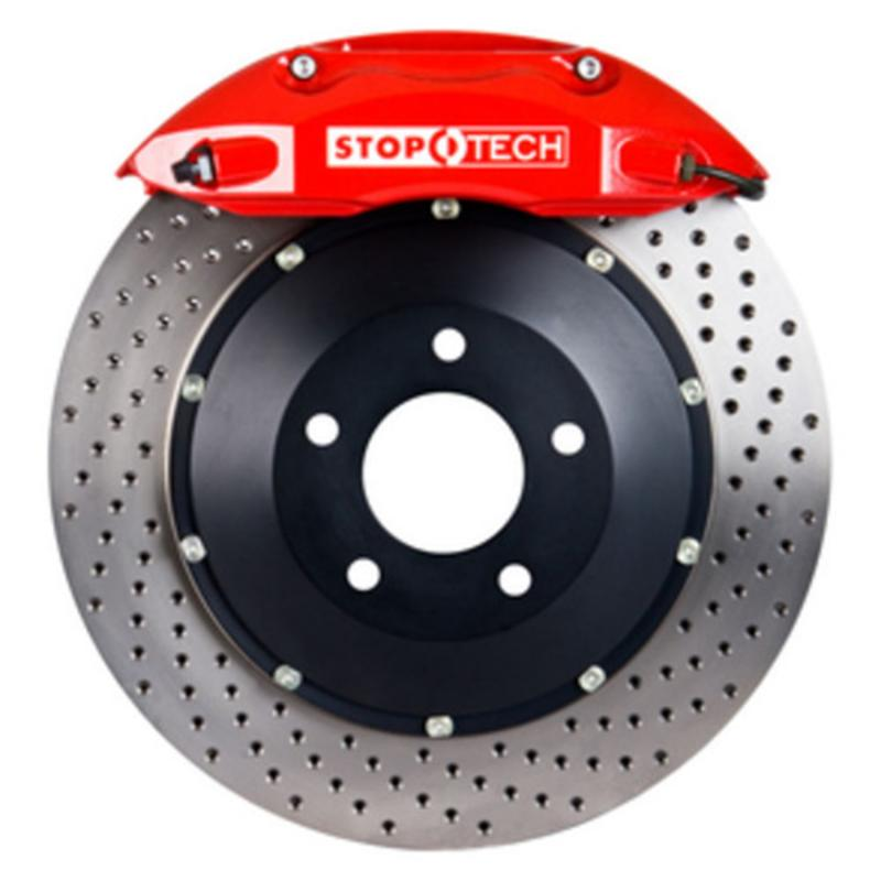 StopTech BBK 2PC ROTOR; FRONT Acura RL Front 1996-2004