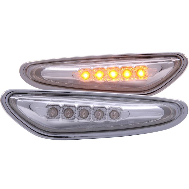 Anzo USA Corner Lights BMW Front