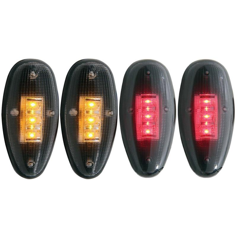 Anzo USA LED Fender Lights Rear