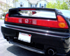 Downforce FRP NSX-R Rear Wing w/LED Acura NSX 90-05