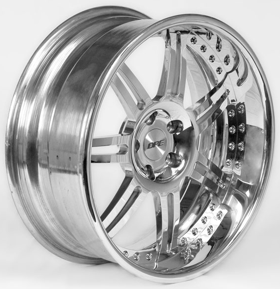DPE R07 Variant S Reverse Lip Wheel 20x10.0 - DPE-R07VS-8