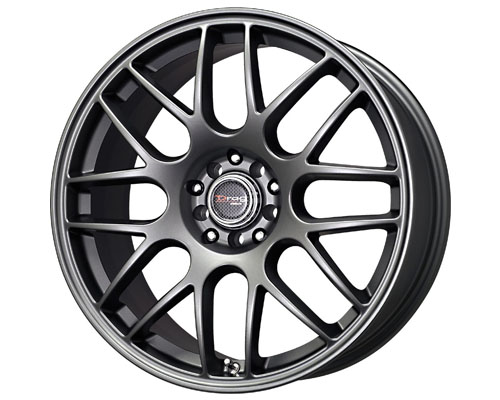 Drag DR-34 18X8  5x100/114  47mm   Charcoal Grey - DT-22842