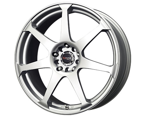 Drag DR-33 17X7.5  5x100/114  45mm   Silver - DT-22801
