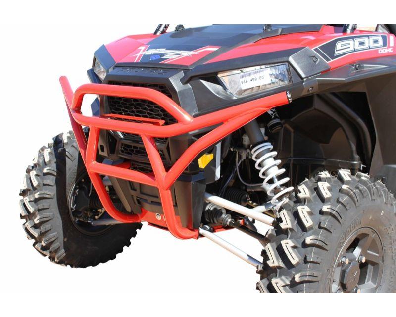 DragonFire RacePace Front Bumper Red Polaris RZR 1000 S 16-18 - 01-1101