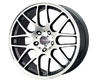 Drag DR-37 17X7.5  5x120  42mm Gunmetal Machined Face