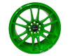 Drag DR-38 17X9  5x100/5x114.3  17mm Green