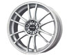 Drag DR-38 17X7  5x100/5x114.3  40mm Silver
