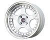 Drag DR-46 15X7  4x100  10mm White Machined Lip