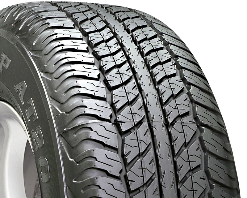Dunlop Grandtrek At20 Tires 265/65/17 110S BSW