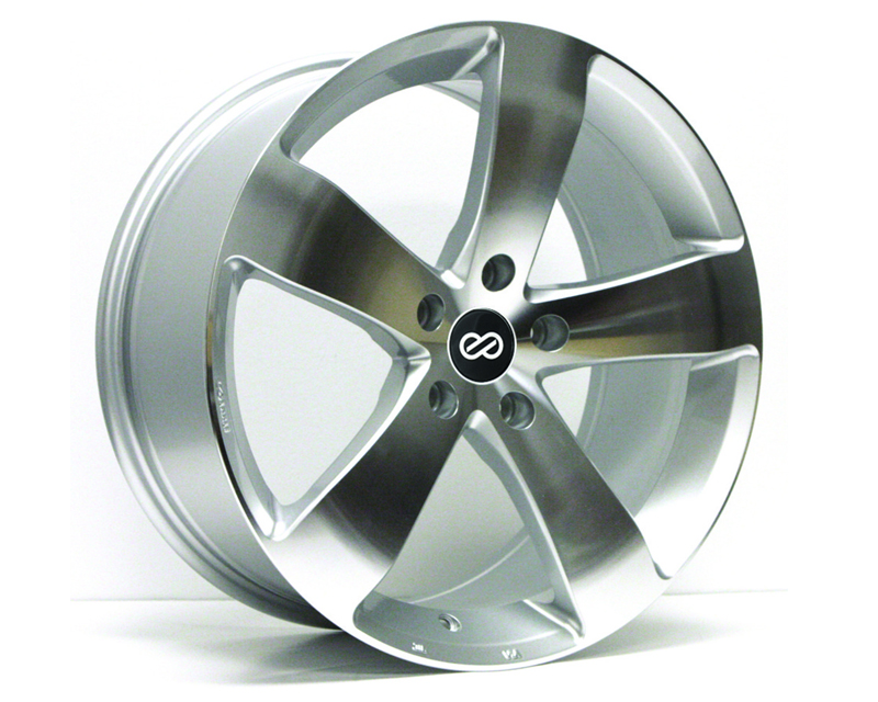 Enkei GP5 Silver Wheel 16x7.5 5x100 +38mm