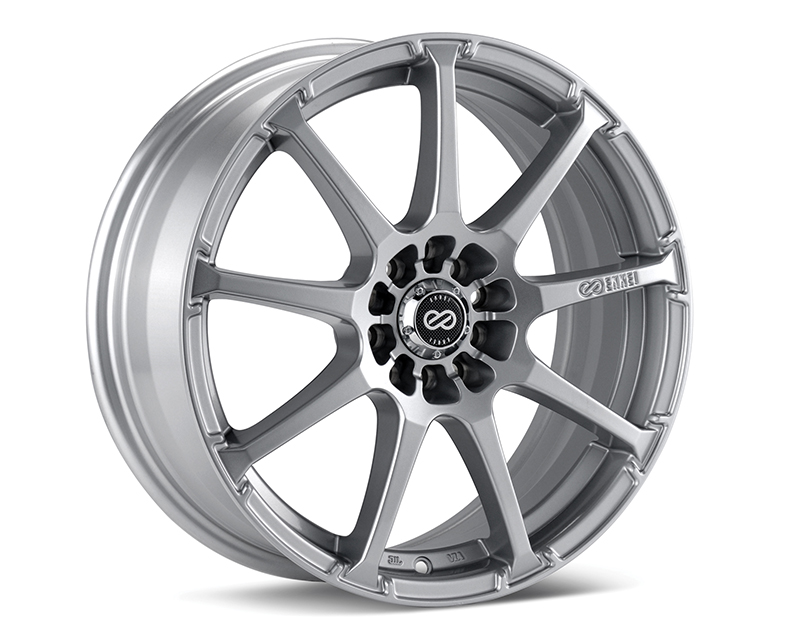 Enkei EDR9 Silver Wheel 16x7 4x100 | 4x114.3 +38mm - 441-670-0138SP