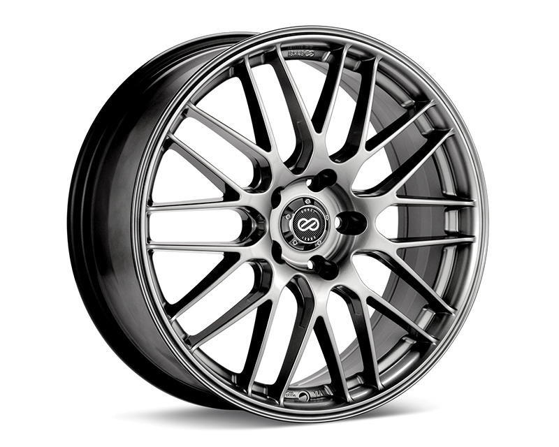 Enkei EKM3 Hyper Silver Wheel 17x7 5x100 +45mm