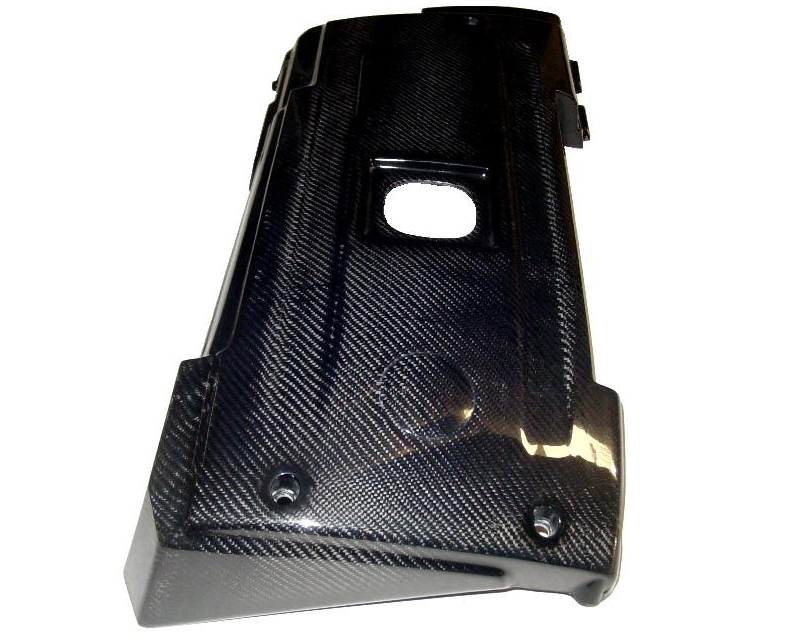 Evolution Racewerks Carbon Fiber Engine Cover BMW 135i Twin Turbo N54 Engine E82 | E88 08-10