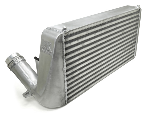 Evolution Racewerks Competition Brushed Finish Basic Front Mount Intercooler Kit BMW M135i N55 12-16