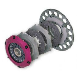 Exedy Carbon Single Clutch Kit Toyota Corolla 85-89