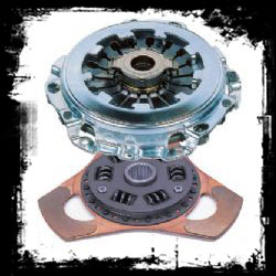 Exedy Stage 2 Thick Cerametallic Clutch Kit Infiniti G35 03-07 - 6952
