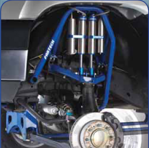 Fabtech 8in Lift System Chevrolet Silverado 3500 07-08 - K1030